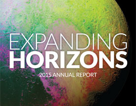 Society for Science & the Public 2015 Annual Report