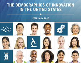 The Demographics of Innovation in the United States