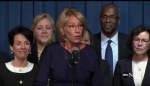 Embedded thumbnail for Betsy DeVos Speech to Department of Education - 2/8/17