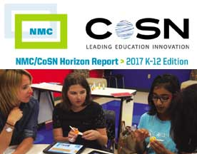 Horizon Report: 2017 K–12 Education Edition