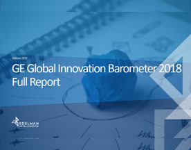 GE Global Innovation Barometer 2018