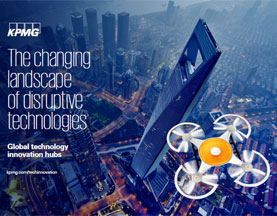The Changing Landscape of Disruptive Technologies