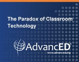 The Paradox of Classroom Technology