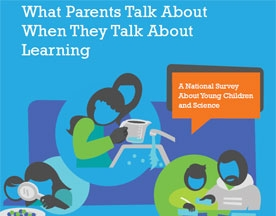 What Parents Talk About When They Talk About Learning