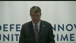 Embedded thumbnail for Defense Secretary discusses innovation, acquisition at DIUx Boston