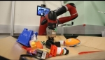 Embedded thumbnail for Vestri the robot imagines how to perform tasks