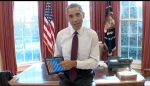 Embedded thumbnail for Obama to push for cheaper, speedier broadband in the US