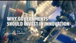 Embedded thumbnail for Bill Gates - Why Governments Should Invest in Innovation