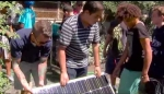Embedded thumbnail for Urban Hydrofarmers Project sows seeds of success among 'resilient' youth