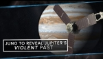 Embedded thumbnail for Juno to Reveal Jupiter's Violent Past