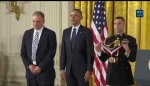 Embedded thumbnail for Obama Awards Science & Technology National Medals - Full Ceremony